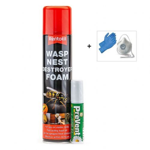 Wasp and Wasps Nest Destroyer Kit 1